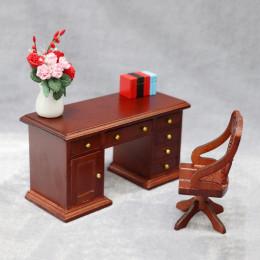 Письменный стол для кукол Медовик