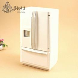 Холодильник для кукольного домика Лотос белый