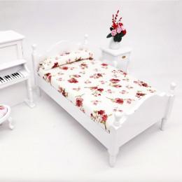 Кровать для кукольного домика «Аконит»