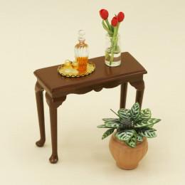 Столик для кукольного домика Берже орех