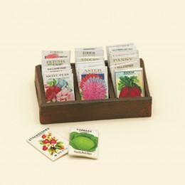 Набор семян в коробке для кукол 35 шт.