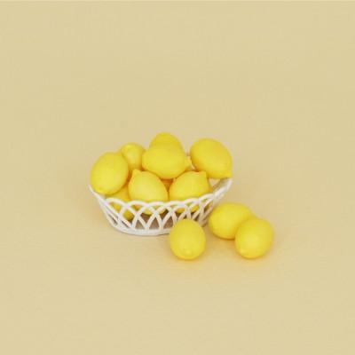 Лимоны для кукол 1 шт.