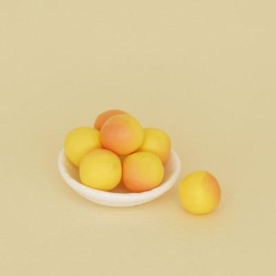 Грейпфруты для кукол 1 шт.