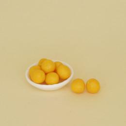 Апельсины для кукол 1 шт.