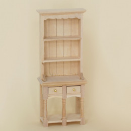 Шкаф для кукольного домика Дели липа