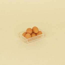 Набор яиц для кукол в лотке
