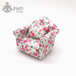 Кресло для кукольного домика Вирола