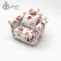 Кресло для кукольного домика Борония