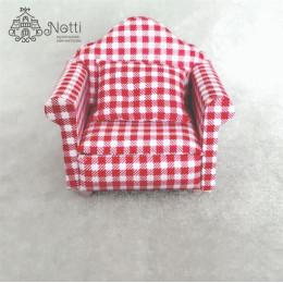 Кресло для кукольного домика Гравилат