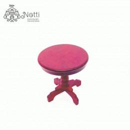 Столик для кукол Гибискус амарант