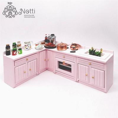 Кухня для кукольного домика Герра