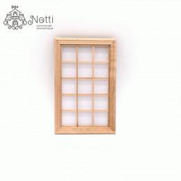 Окно для кукольного домика Тегмен