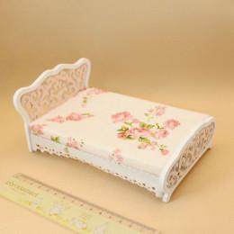 Кровать для кукольного домика «Замия»