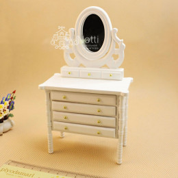 Туалетный столик для кукольного домика Лихнис