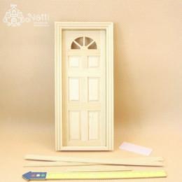 Дверь для кукольного домика Единорог