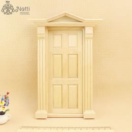 Дверь для кукольного домика Каскара