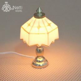 Лампа для кукольного домика Гваматела