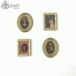 Набор фотографий для кукол Триба