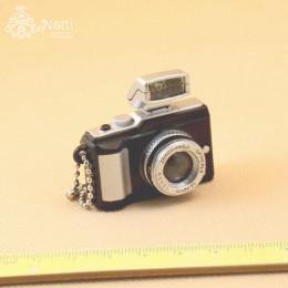 Фотоаппарат для кукол Адара черный