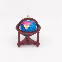 Глобус для кукол Дюве амарант