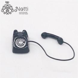 Телефон для кукол Дракула черный