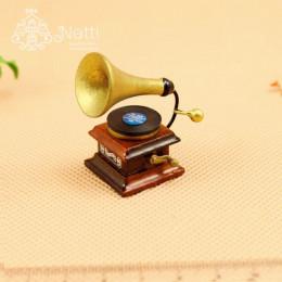 Граммофон для кукол Браун