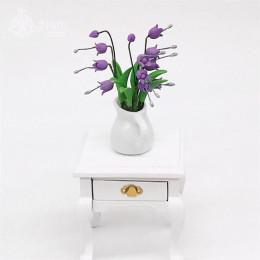 Цветы в вазе для кукольного домика Отта