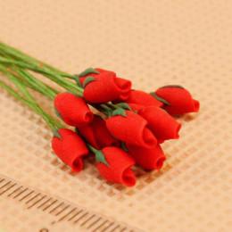 Цветы для кукольного домика Розы Ходар