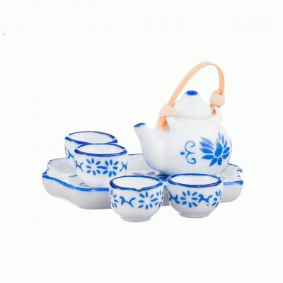 Чайный сервиз для кукол Илария