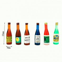 Набор бутылок с напитками для кукол Леджуно