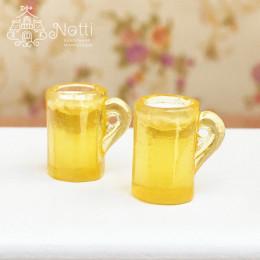 Кружки с пивом для кукол Ансбах