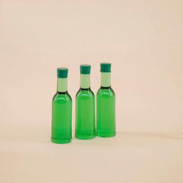 Набор бутылок для кукол Виньола
