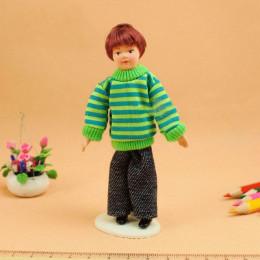 Житель кукольного домика Луиза