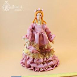 Житель кукольного домика Камилла