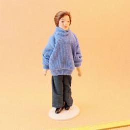 Житель кукольного домика Одри