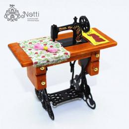 Швейная машинка для кукол Жакена