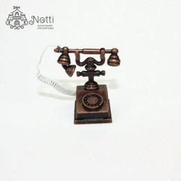 Телефон для кукол Форд бронзовый