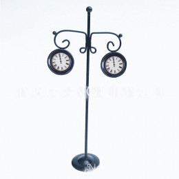 Часы садовые для кукол Леман