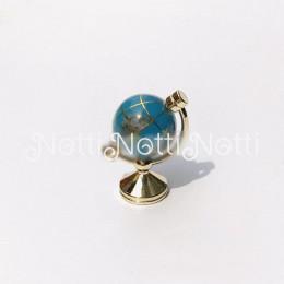 Глобус для кукол Шмидт голубой