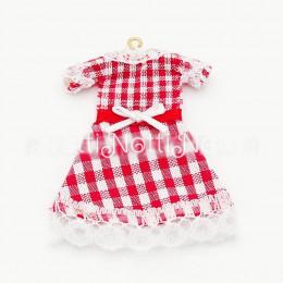 Платье для кукол Стефани