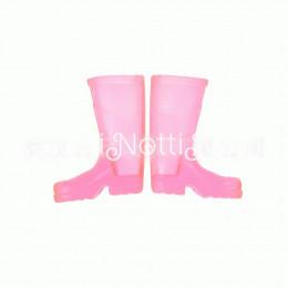 Сапоги резиновые для кукол Кади розовые