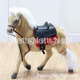 Лошадь для кукол Эдгардо