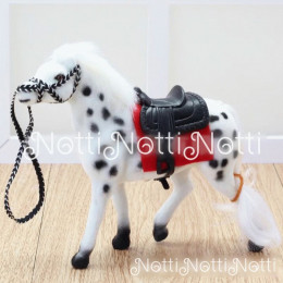 Лошадь для кукол Марта