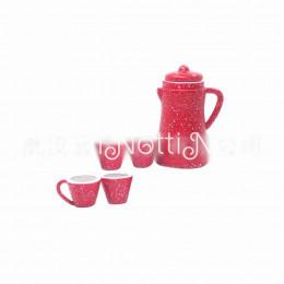 Чайный сервиз для кукол Дания