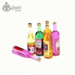 Набор бутылок с напитками для кукол Миттенвальд