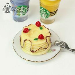 Пирожное для кукол Багерия