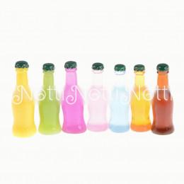 Набор бутылок с напитками для кукол Прато