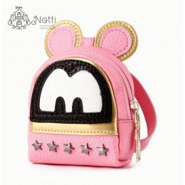 Рюкзак для куклы Бродерик розовый