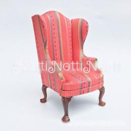 Кресло для кукольного домика Сидни