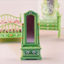 Зеркало напольное для кукольного домика Недотрога